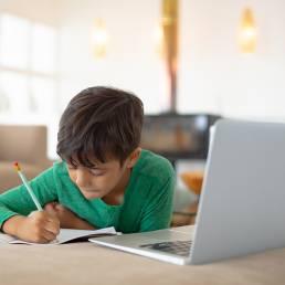 Pendidikan, belajar, Belajar di rumah
